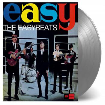 Easy -Edición Vinilo de Color Plateado-