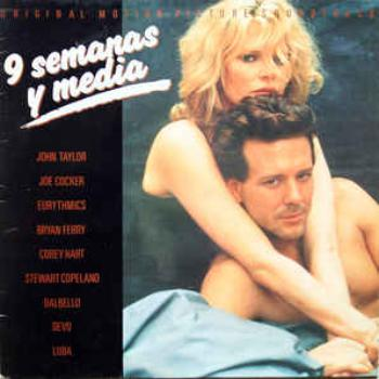 Banda Sonora 9 Semanas Y Media Vinilo Lp De Segunda Mano Disponible Discos Marcapasos Tienda De Discos En Granada