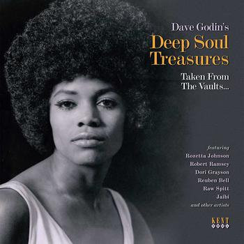 Dave Godin's Deep Soul Treasures
