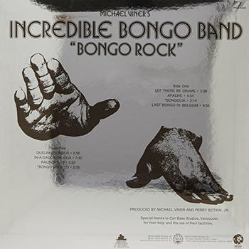 Incredible Bongo Band -Record Store Day 2016-